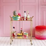 home inspiration:<br> TROLLEY BARS + 10 WAYS TO STYLE THEM