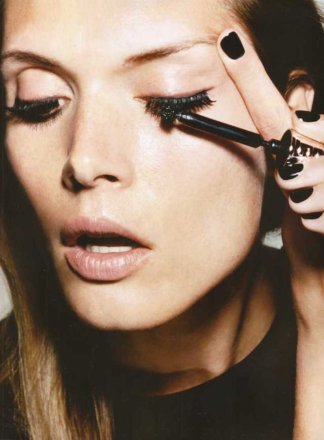 beauty class: LUSH LASH MOVES