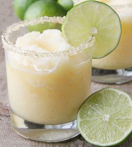 weekend COCKTAIL recipe: <BR>FROZEN MARGARITA