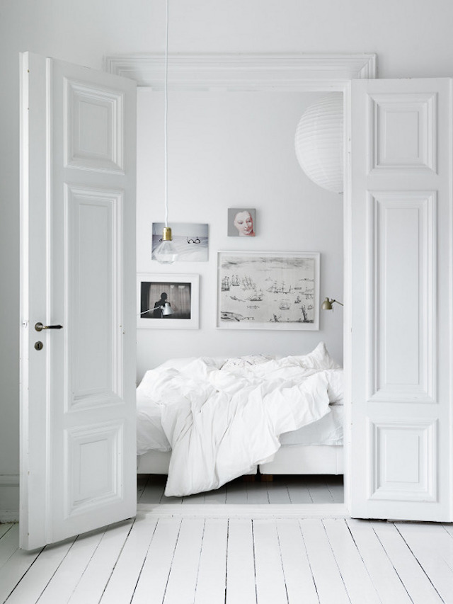 SWEDISH STYLE bed