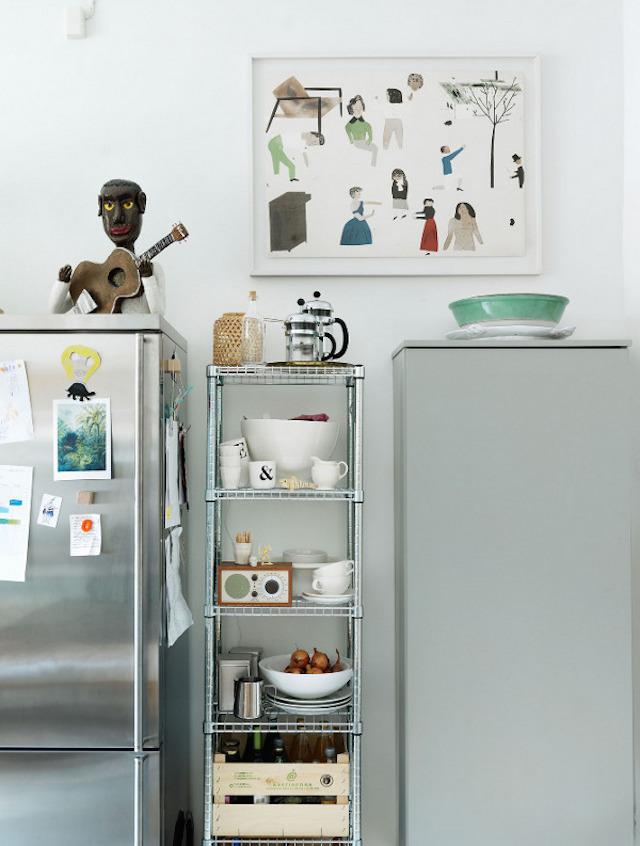 SWEDISH STYLE fridge