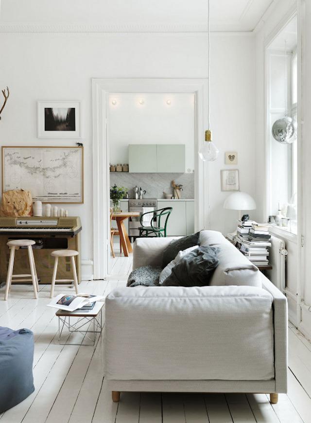 SWEDISH STYLE living room 2
