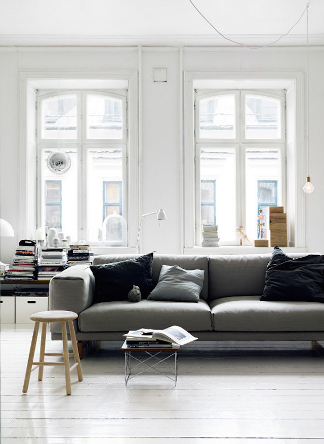 SWEDISH STYLE living room