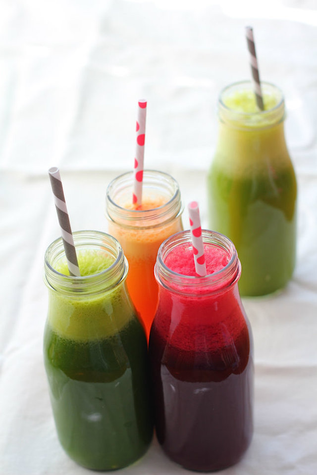 5 things you need to know about juicing