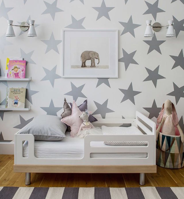 18 super-duper kids rooms