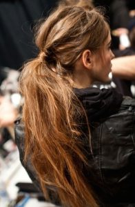 beauty insider:<br>is your ponytail BAD FOR YOUR HAIR?