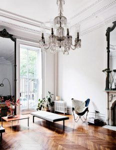 home inspiration:<br> THE GLAMOUR APARTMENT
