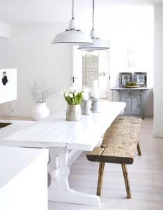 home inspiration:<br> SCANDINAVIAN FAMILY HOME