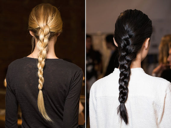 FRIDAY FAVES: HAIR AND MAKEUP TRENDS SPRING 2015