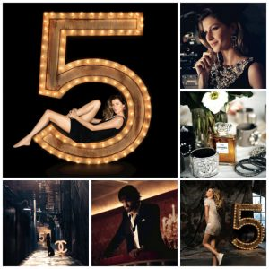 mid-week mumma:<br> GISELE IN THE NEW CHANEL NO. 5 FILM