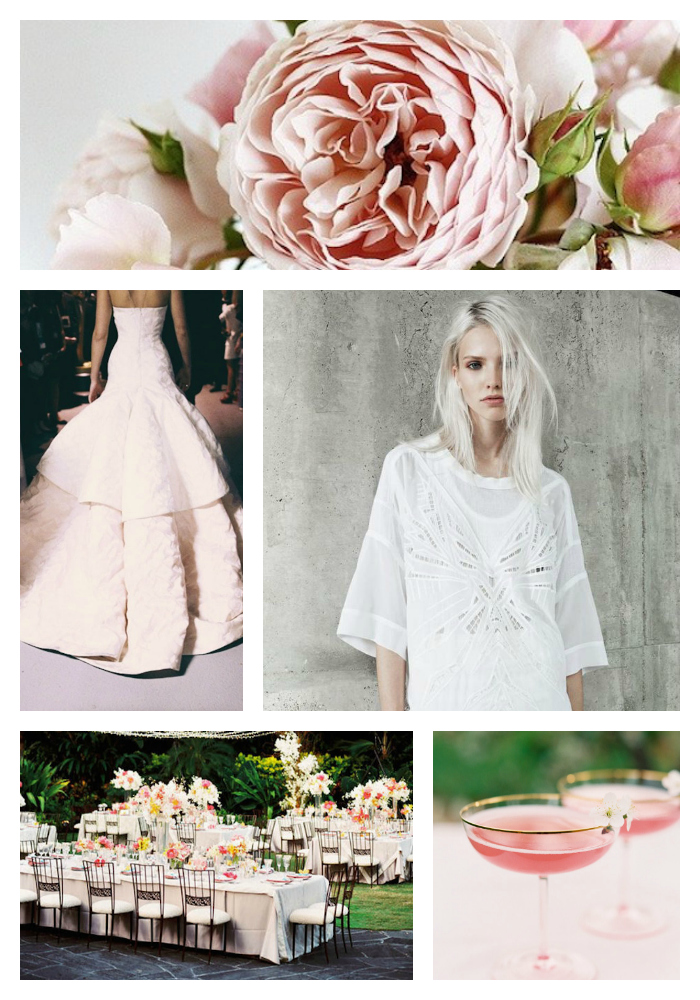 WEDDING INSPIRATION MOODBOARD