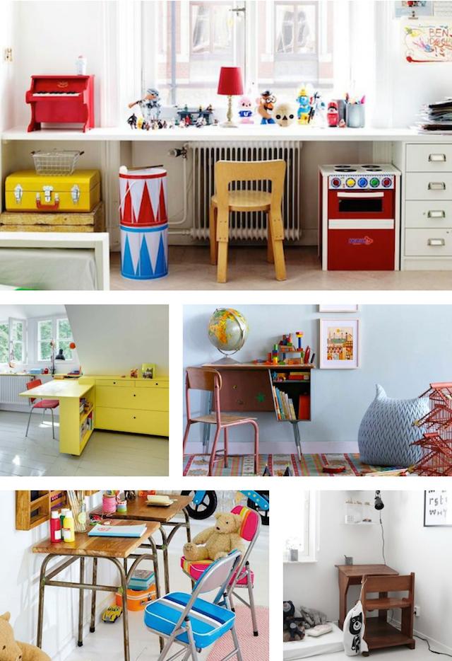 creative workspace ideas for kids