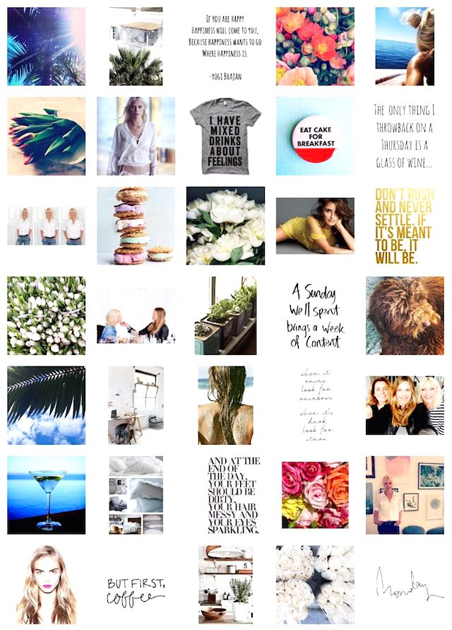 snippets of MY {LAST TWO} WEEKS