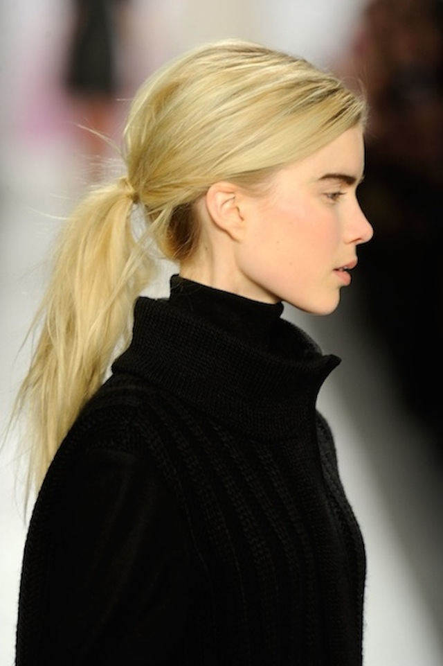 HAIR HOW-TO: 8 WRAPPED PONYTAILS 6