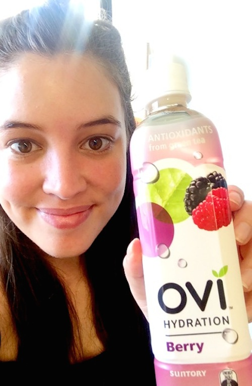 tried & tested: OVI HYDRATION - Georgia