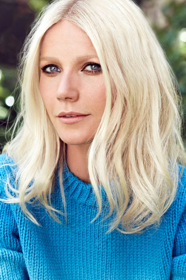 GWYNETH PALTROW CHATS ABOUT AGEING