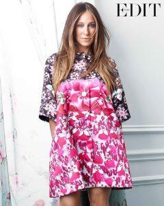 fashion crush:<br> SARAH JESSICA PARKER / THE EDIT