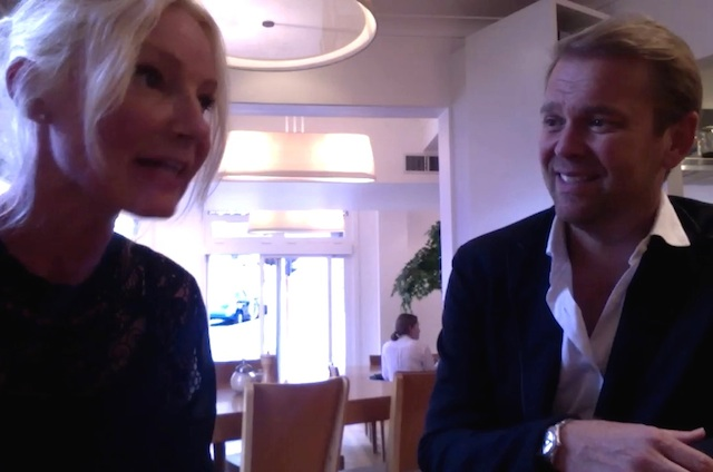 coffee with... BILL GRANGER