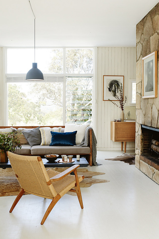 home inspiration: MODERNIST BEACH HOUSE #7