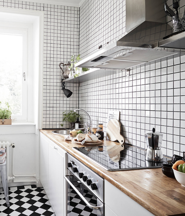 home inspiration SWEDISH APARTMENT 5