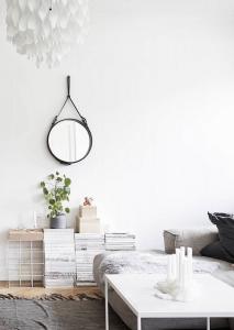 home inspiration: SWEDISH APARTMENT