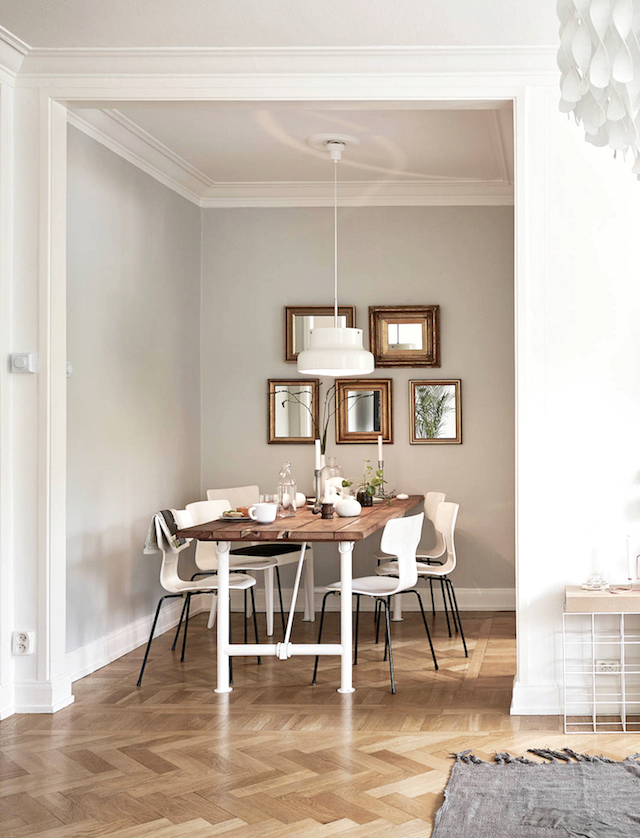 home inspiration SWEDISH APARTMENT 8
