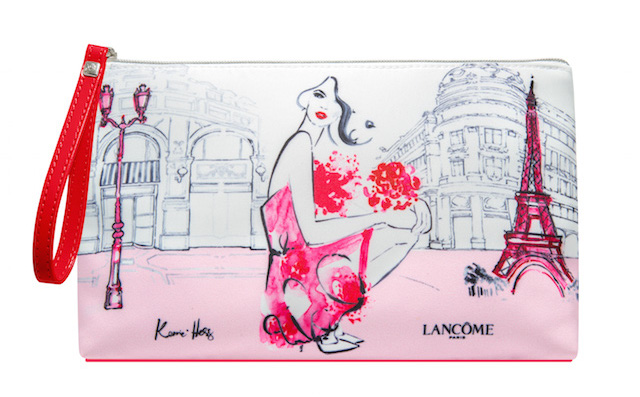 friday fave: KERRIE HESS X LANCÔME COLLABORATION