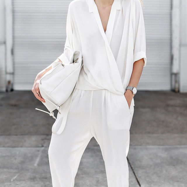 friday fave: the wrap blouse