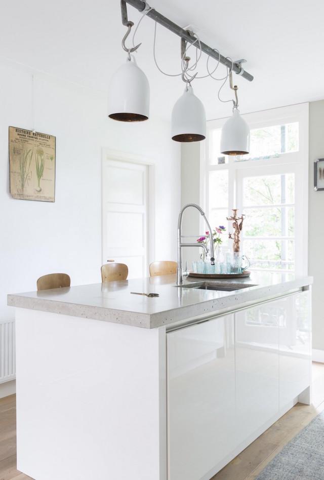 Keuken Behang Gamma : Scandinavian Kitchen Design