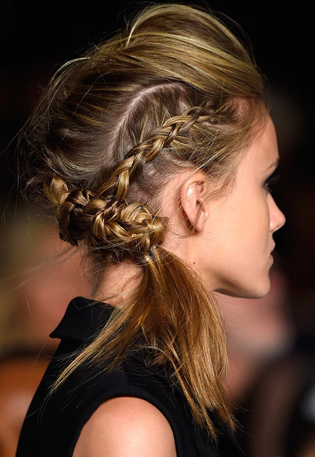 COPY CAT HER HAIR - THE BUMPED UP BRAID