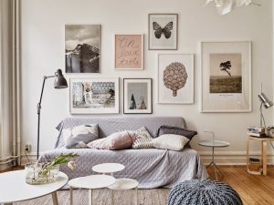home inspiration:<br> SMALL DREAMY APARTMENT