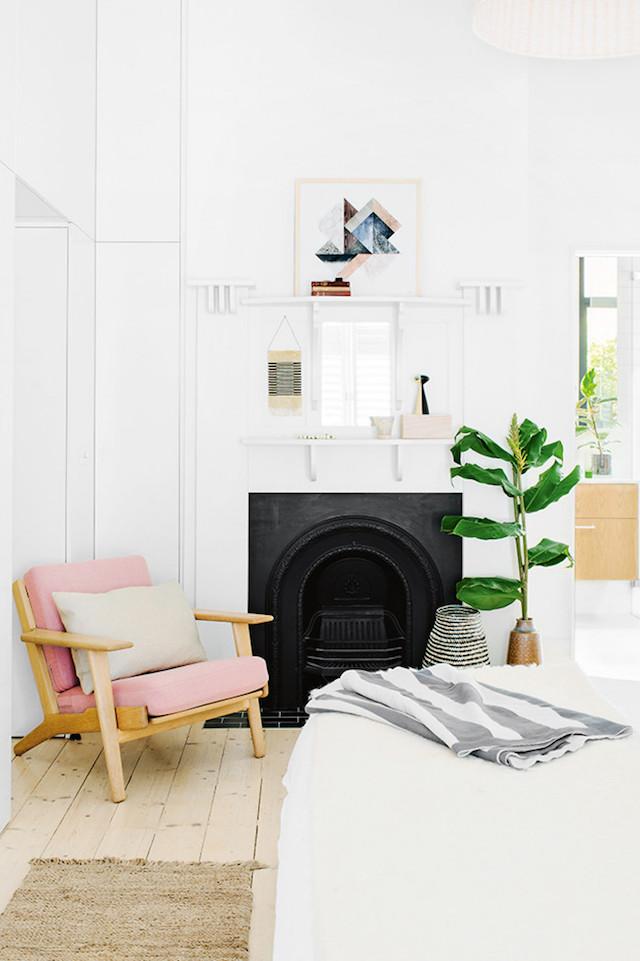 contemporary house make-over 4