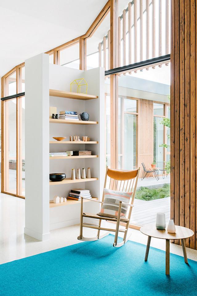 contemporary house make-over 7
