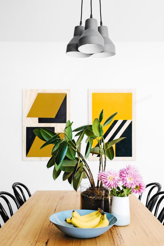contemporary house make-over 8