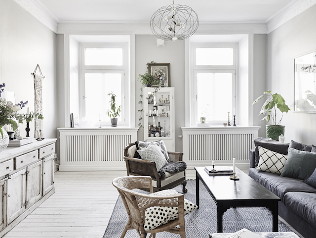 home tour - a lovely apartment 1