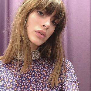 beauty insider: <br> 3 GENIUS FRINGE STYLING TIPS