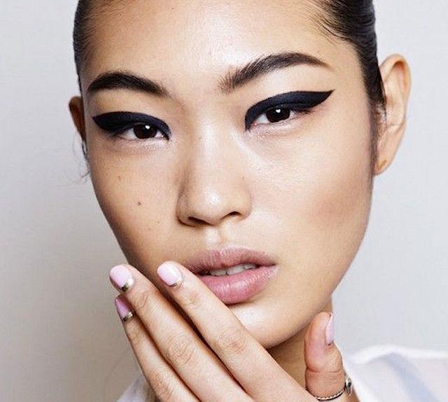 nail inspiration - pale & pretty
