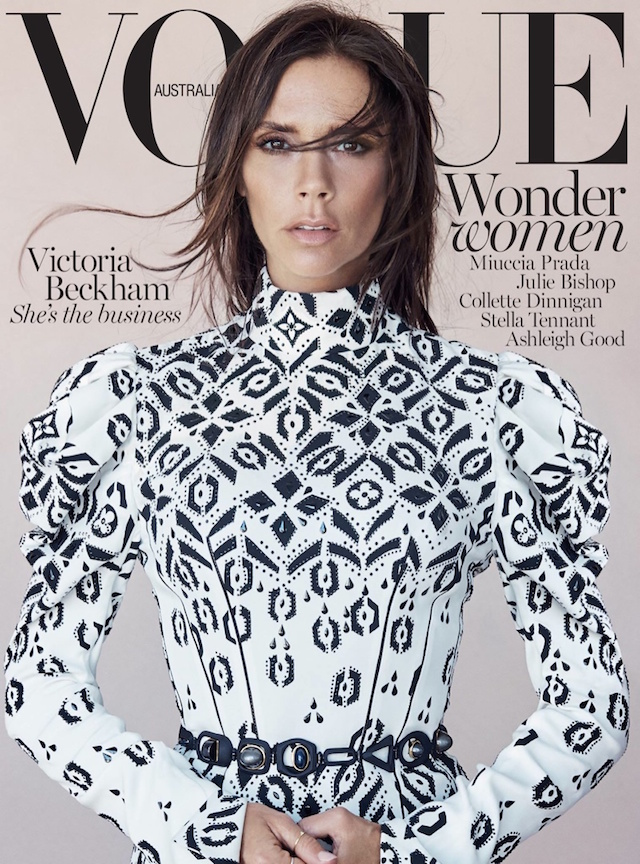 Victoria-Beckham-Vogue-Australia-August-2015-Cover