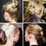 weekend hair:<br>  THE BEST DATE NIGHT BUNS