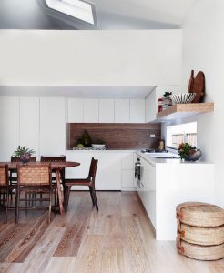 home inspiration:<br> FAVE KITCHENS + WOOD DETAILING