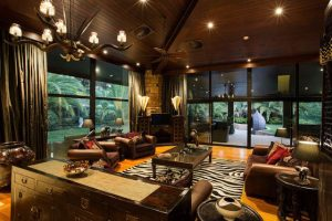 put this on your gotta-do list:<br> JAMALA WILDLIFE LODGE
