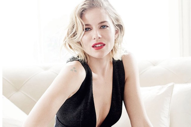 SIENNA MILLER VOGUE UK