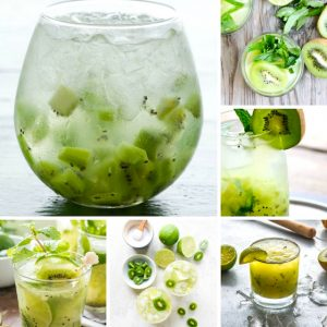happy hour:<br> 6 OF OUR FAVE KIWI COCKTAILS