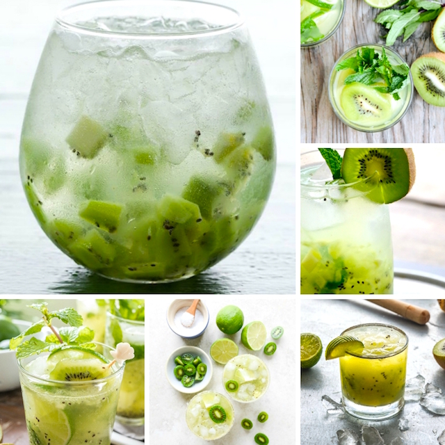 ... kiwi pops kiwi soda strawberry kiwi smoothie new zealand kiwi sangria