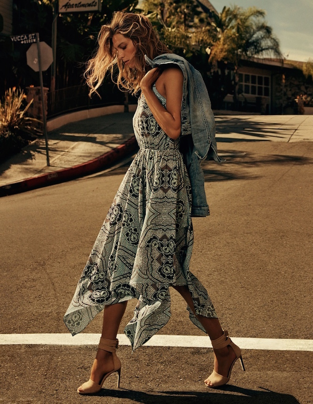 SUNDAY EDIT: H&M'S SPRING '15 LOOKBOOK FEATURING DARIA #8