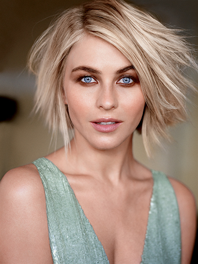 copy her hair: JULIANNE HOUGH