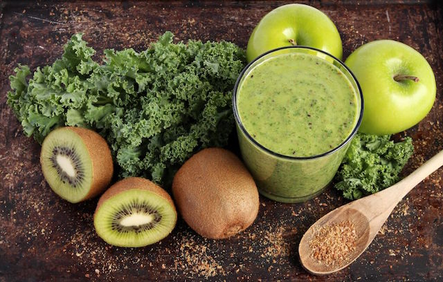 SUSIE'S TROPICANA KIWI SMOOTHIE