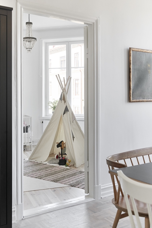 teepee-childrens-room