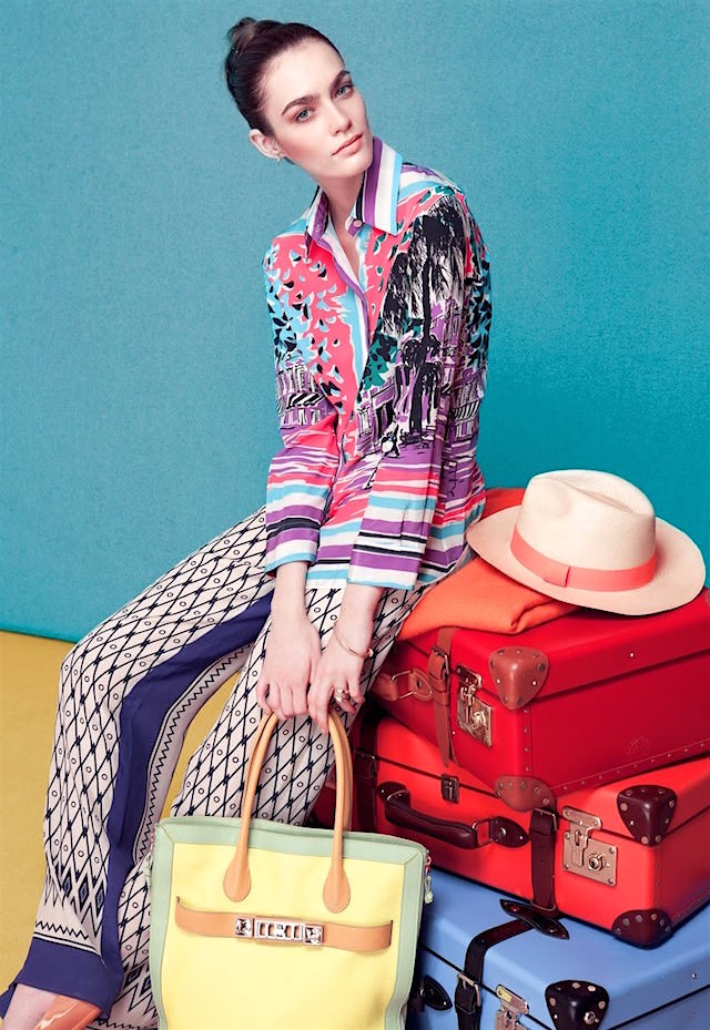 how to look good when you travel