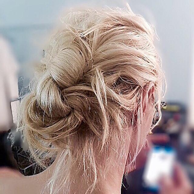 weekend hair